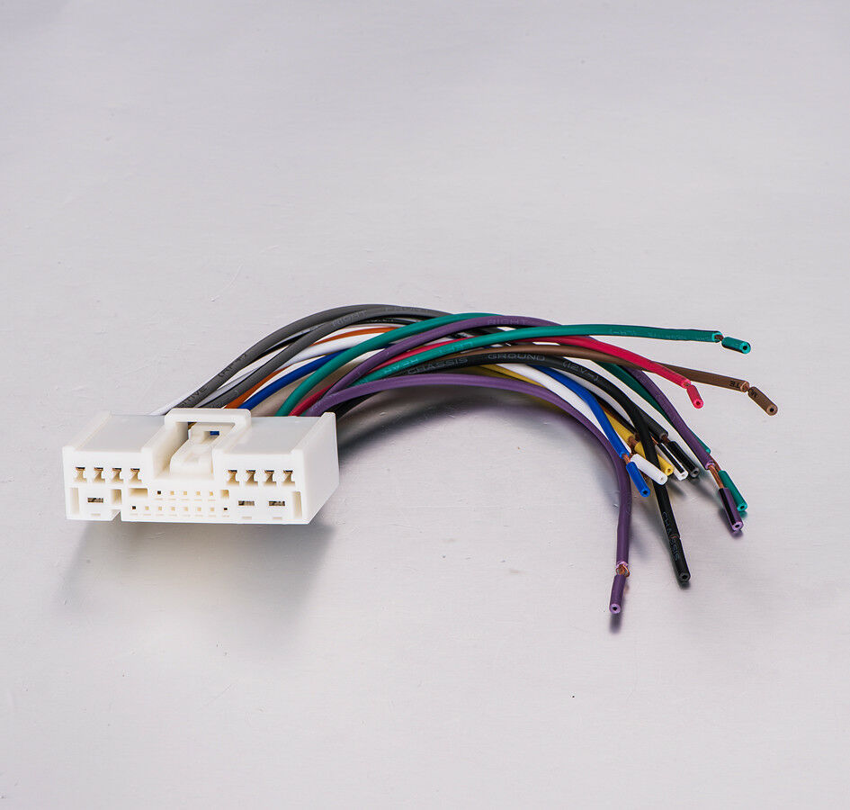 medium resolution of details about nc shipping for metra 71 7903 wire harness for mazda car stereo installing radio