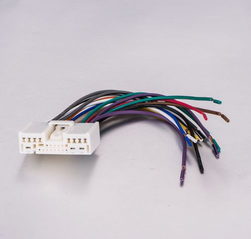 small resolution of details about nc shipping for metra 71 7903 wire harness for mazda car stereo installing radio