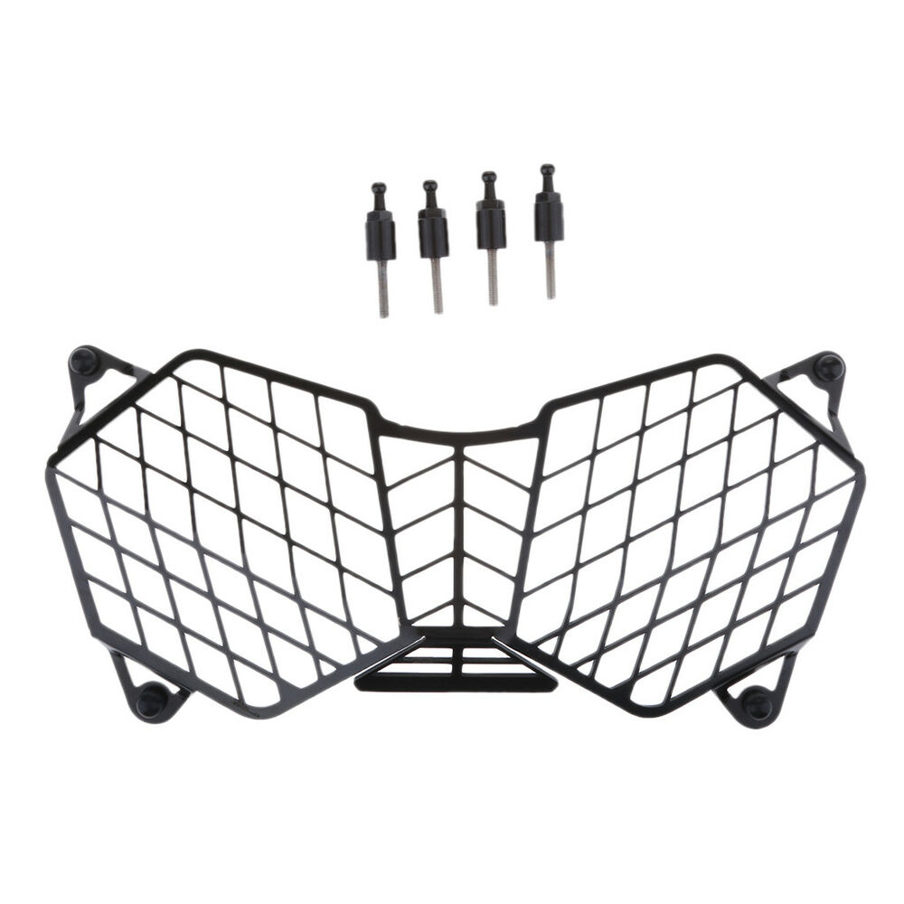 Front Mesh Headlight Cover Protector Guard for Triumph