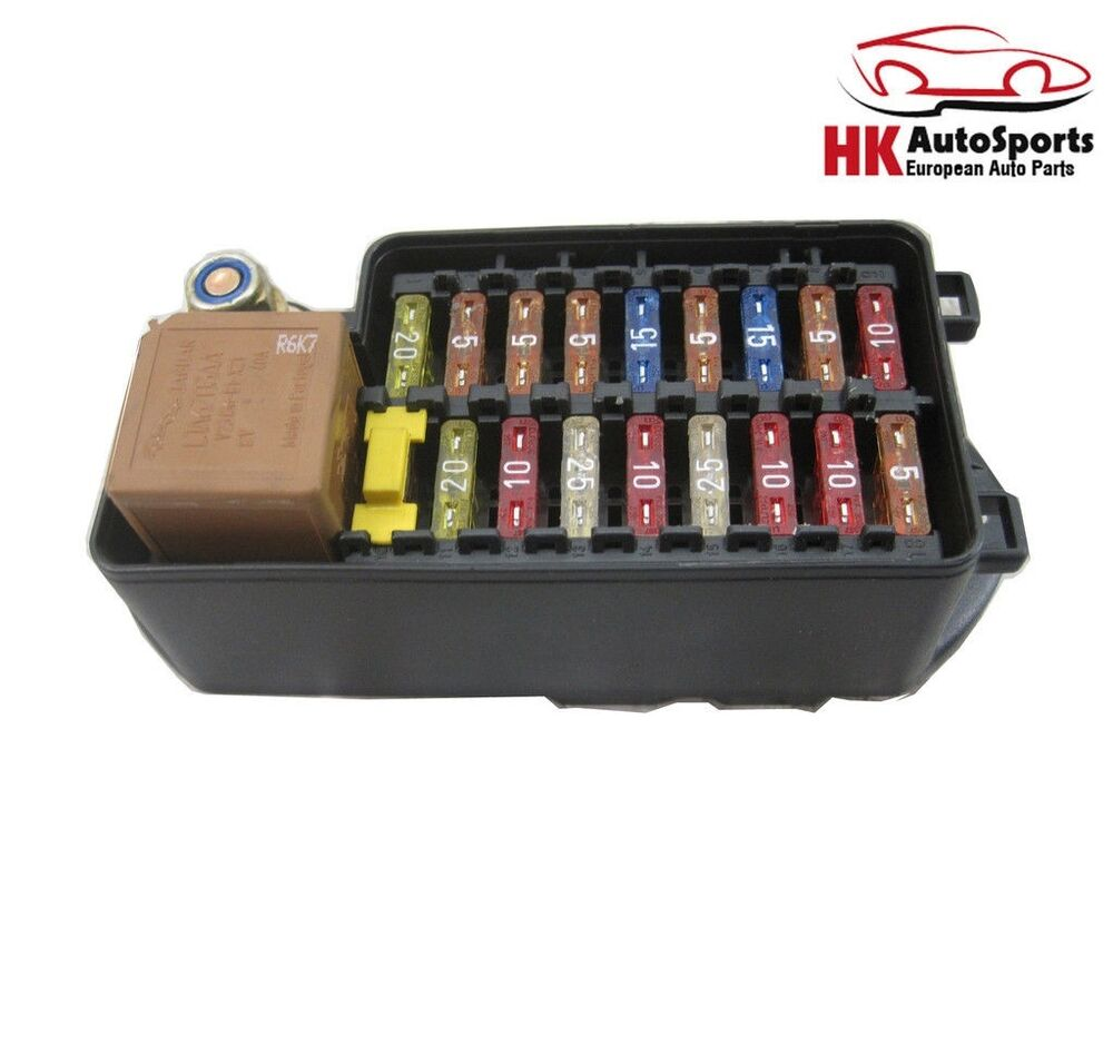 hight resolution of details about jaguar xj8 vanden plas left driver side fuse box relay assembly lnc2800bc 98 02