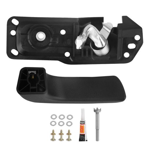 small resolution of details about door handle repair kit interior inside lh driver for 07 13 sierra silverado gmc
