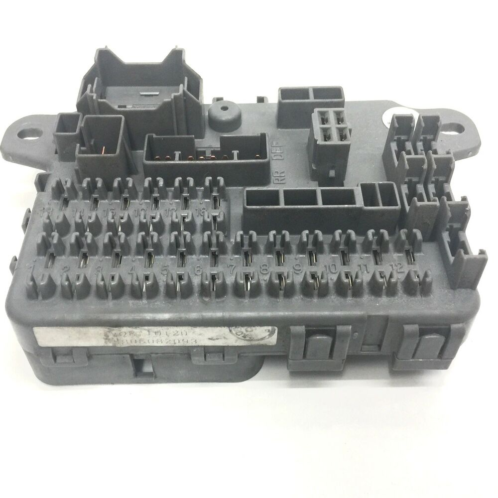 hight resolution of details about yqe10120 bare fuse box rover 200 214 216 400 414 416 honda concerto