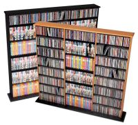 Large 960 CD 420 DVD Tower CD DVD Storage Rack