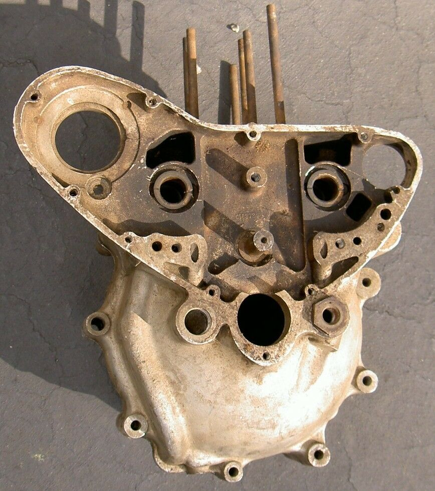 Matchless G9 500cc Empty Engine Cases 53 G9
