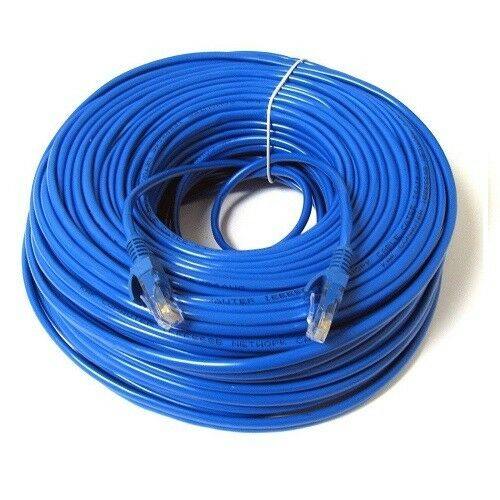 Rj45 Connectors Patch Cables For Category 5 Wire