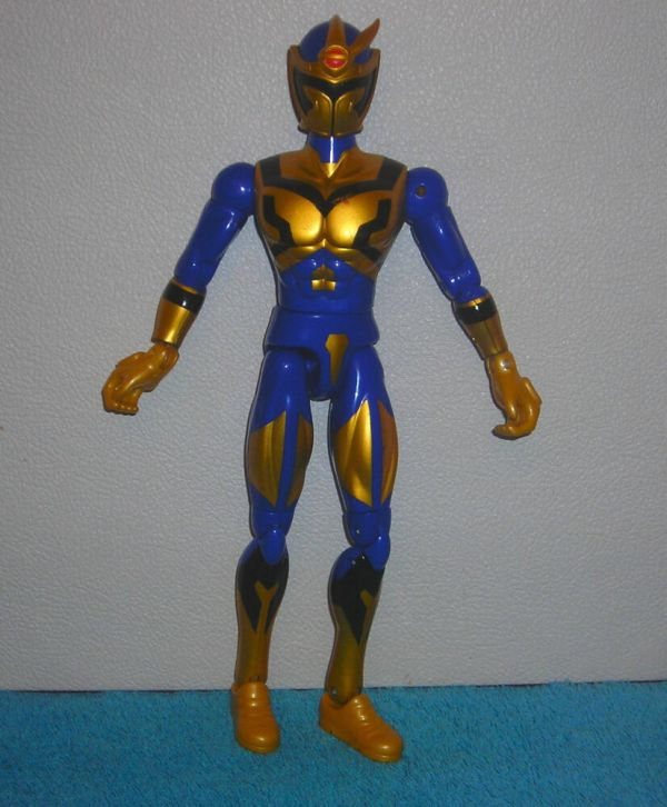 Power Rangers Mystic Force Solaris Knight 13