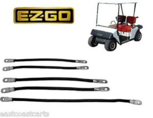 EZGO Marathon 1986'1994' Golf Cart # 2 Gauge BATTERY