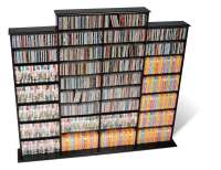 Large 1520 CD 702 DVD Blu Ray Storage Rack