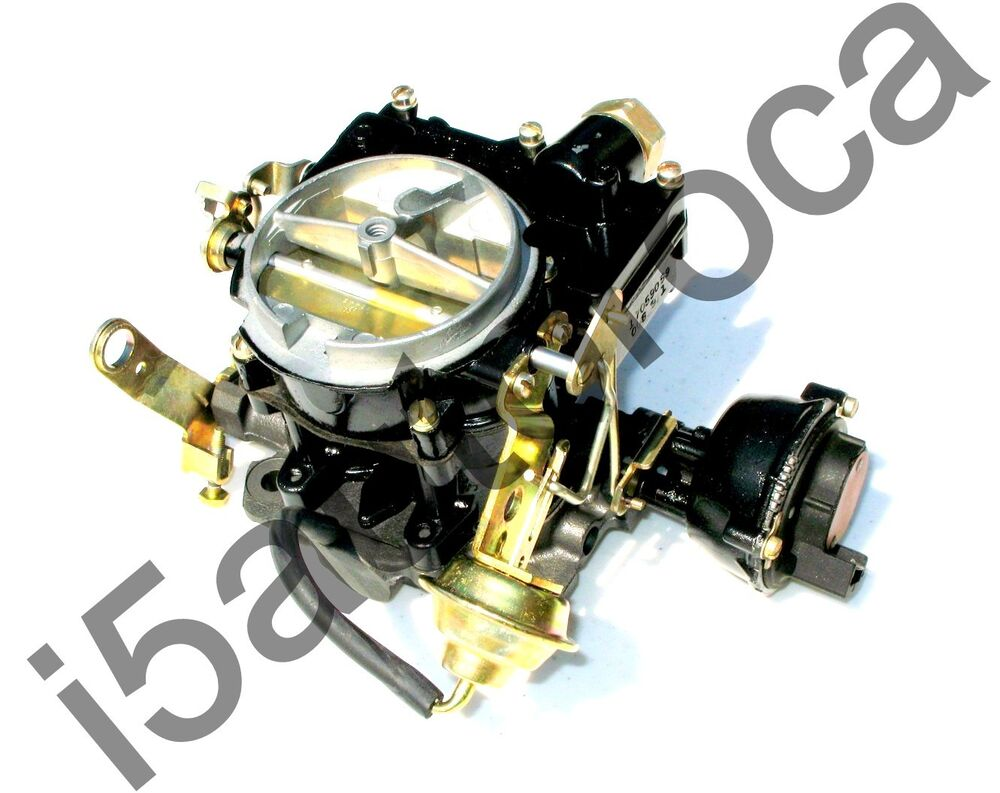 hight resolution of details about marine carburetor rochester 2 barrel volvo omc replaces 17086107 electric choke