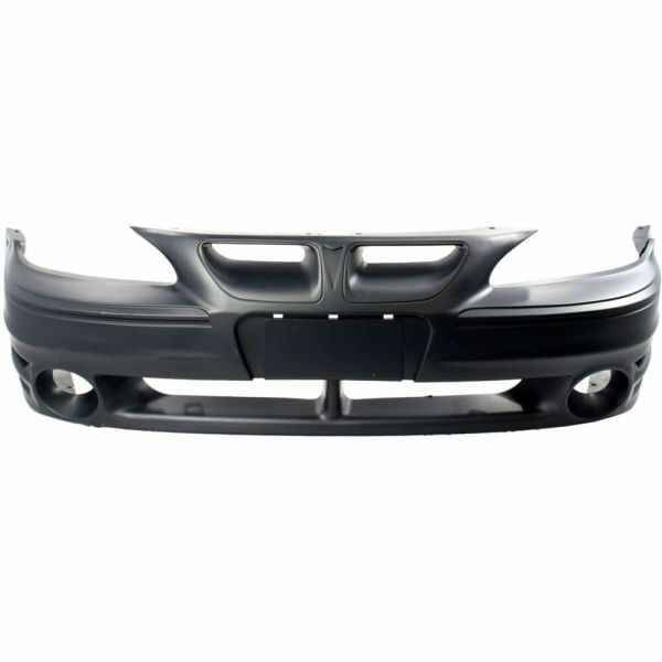 Front Bumper Cover 99-2005 Pontiac Grand With Fog