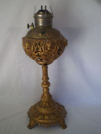 Antique Gas Table Lamps - Bing images