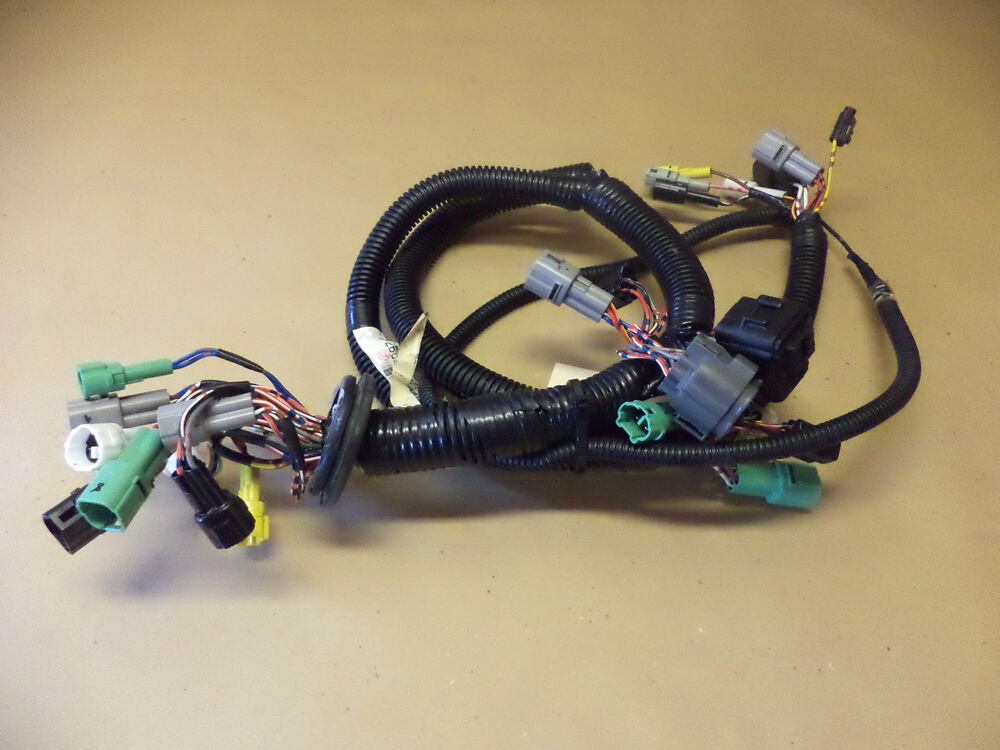 1998 Zx6r Wiring Harness