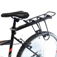 PEDALPRO LARGE REAR SEAT POST BICYCLE RACK FOR BIKE/CYCLE ...