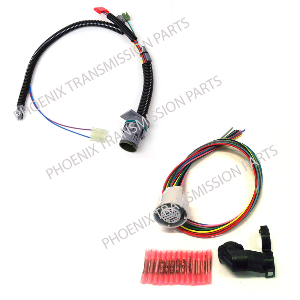 Wire Harness In Addition 4l80e Transmission Diagram Reverse On 4l60e