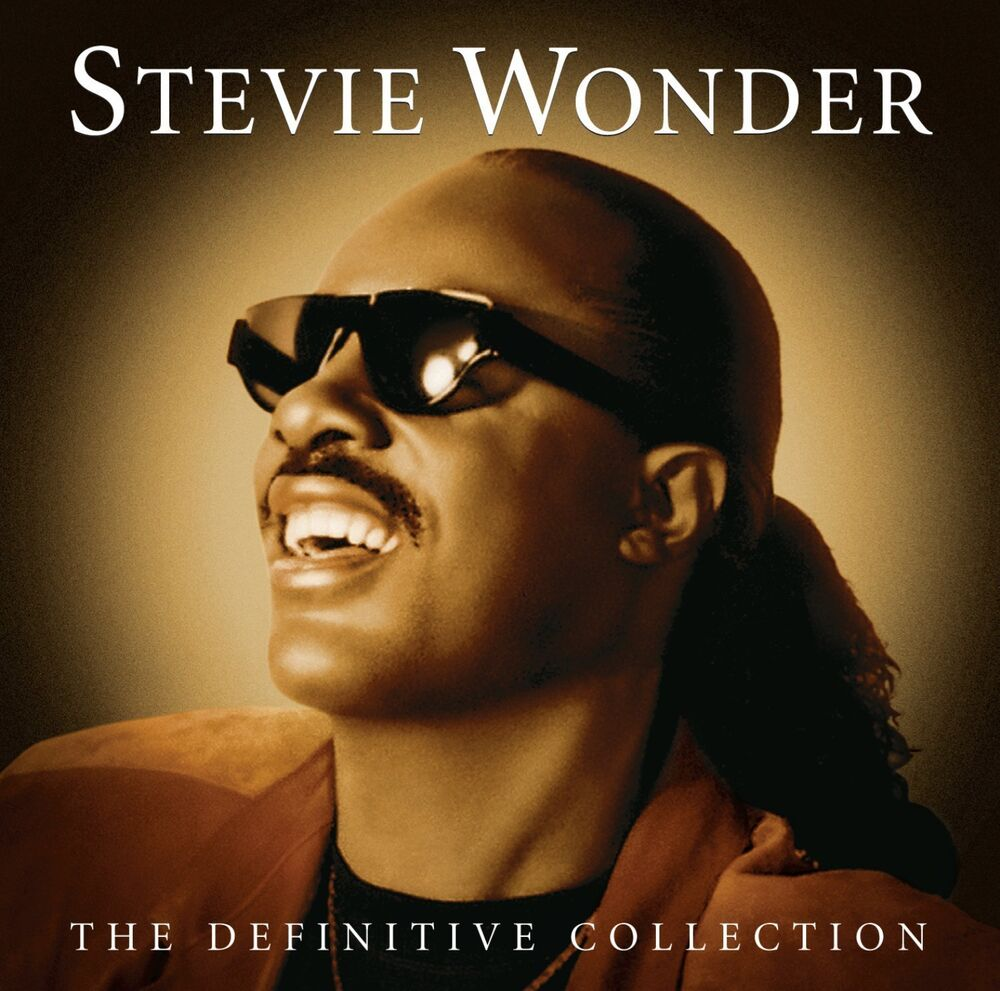 Stevie Wonder ( New 2 Cd Set ) Definitive Collection Very