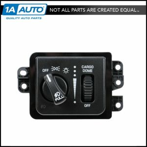 Headlight Fog Light Switch for Dodge Ram Pickup 1500 2500