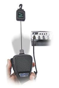 GEARKEEPER MICKEEPER RETRACTABLE CB MIC MICROPHONE MIKE ...