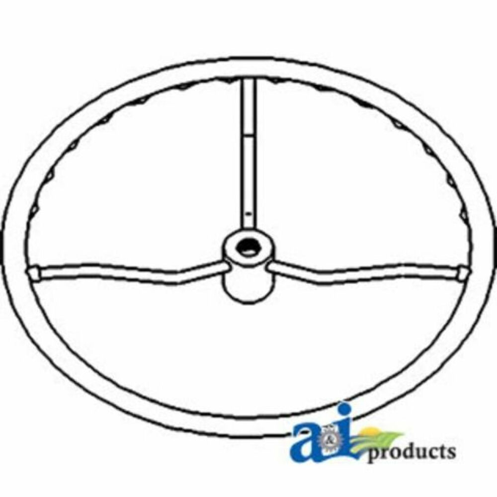 hight resolution of details about d7nn3600a steering wheel 15 fits ford new holland 2310 2600 2610 2810