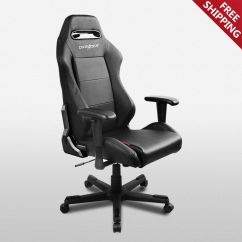 Computer Chair For Gaming Posture Work Dxracer Office Chairs De03 N Pc Game Racing Seats Details About