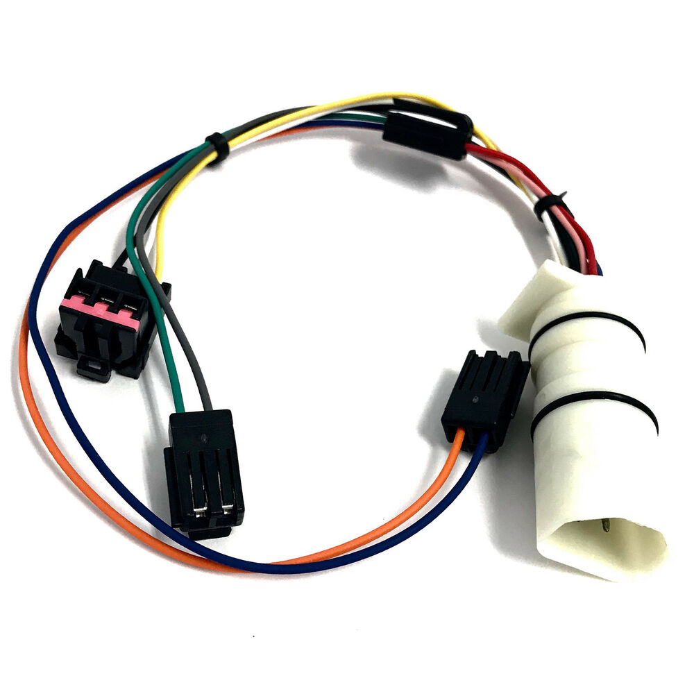 Four Prong Wiring Harness