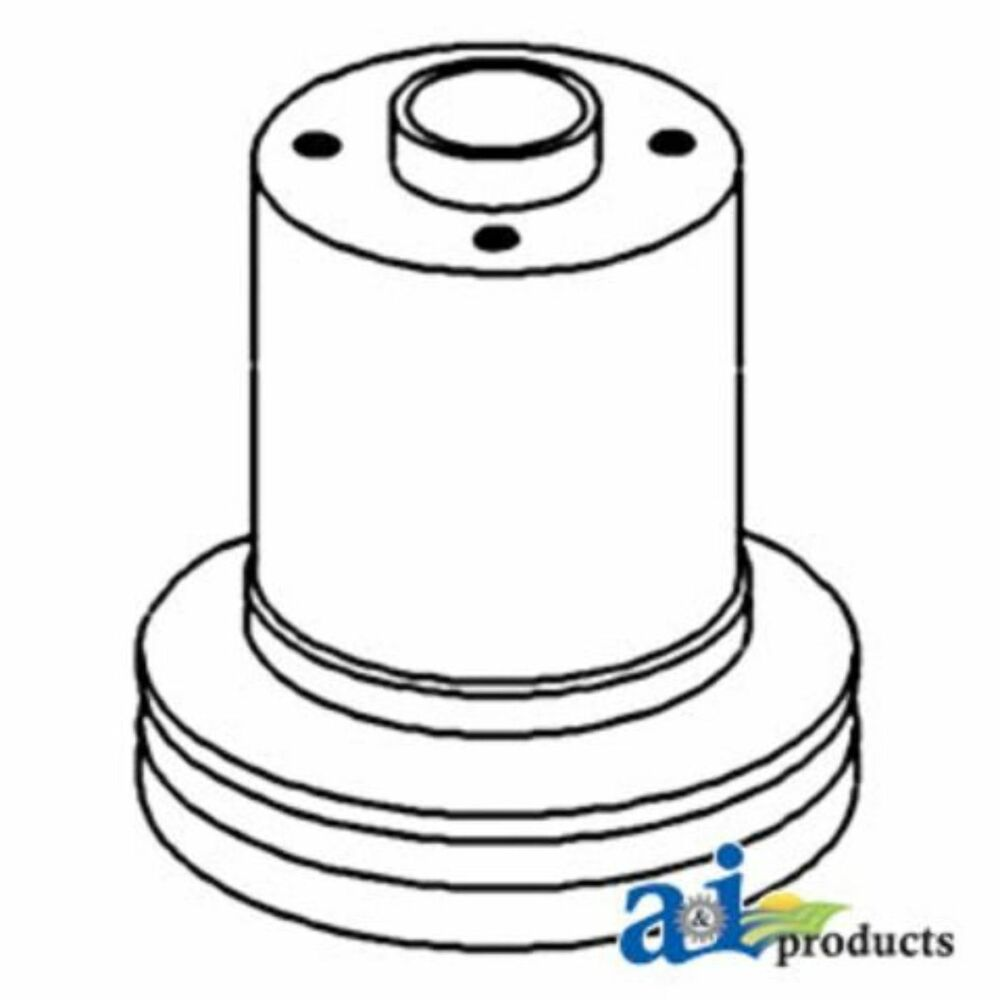 160926A Pulley Water Pump Fits White/ Oliver/ Mpl Moline