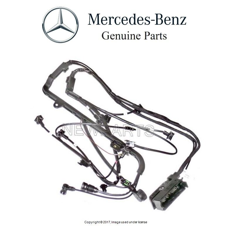 Mercedes W140 500SL R129 SL500 Engine Electric Cable
