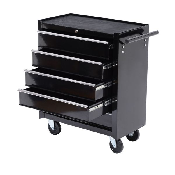 Rolling Tool Cart with Drawers