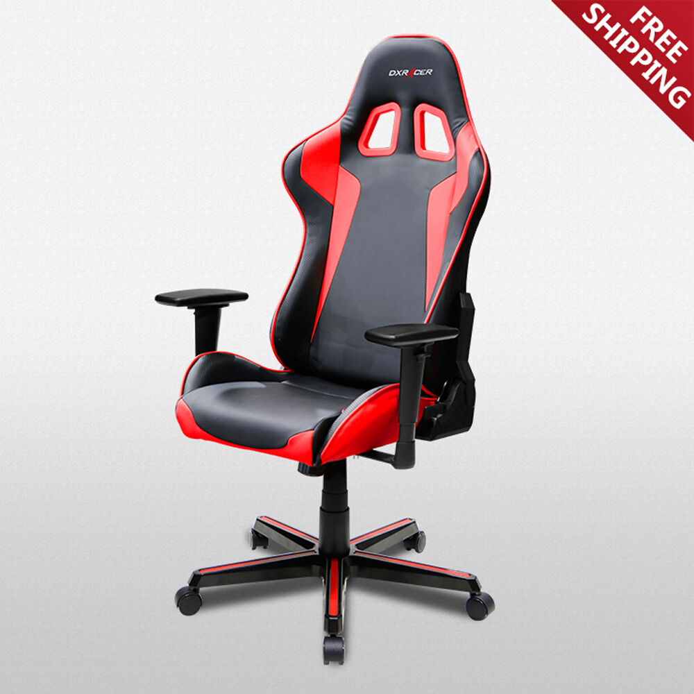 DXRacer Office Chairs OHFH00NR Gaming Chair Racing