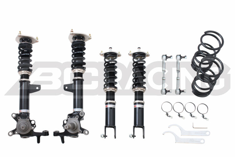 BC Racing BR Type Coilovers Shocks Springs for Infiniti