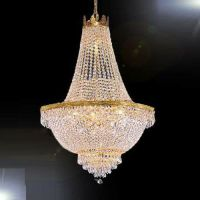 French Empire Crystal Chandelier Chandeliers Lighting H30 ...