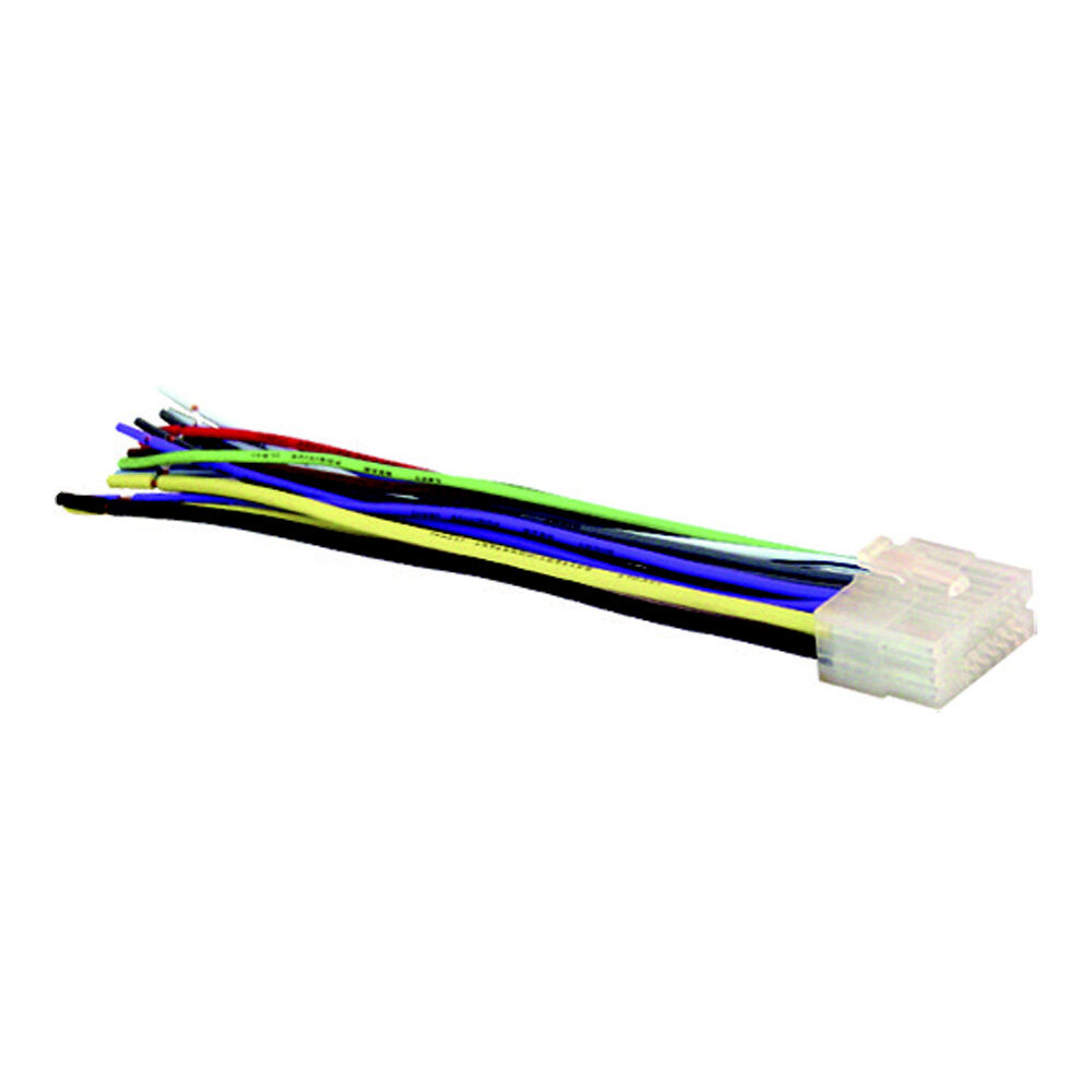 hight resolution of wiring harness clarion 16 pin cl1602 2002 xscorpion 809385693223