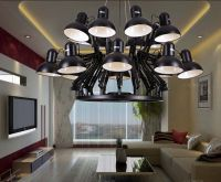 New Modern Spider Chandelier Lighting ceiling Lamp pendant ...