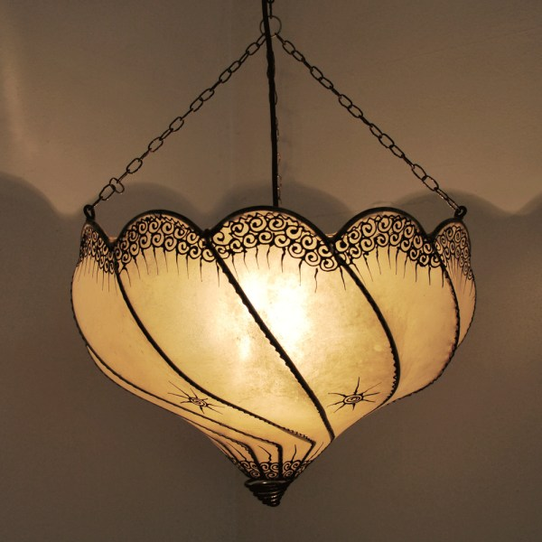 Oriental Lamp Henna Ceiling Light Moroccan Hanging