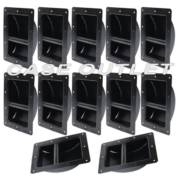 Speaker Cabinet Bar Handles 12 each Metal for PADJguitar