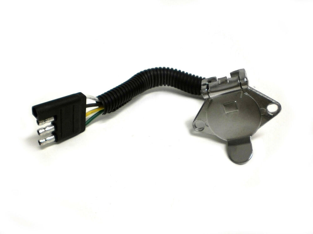 Trailer Wiring Adapter 4 To 6