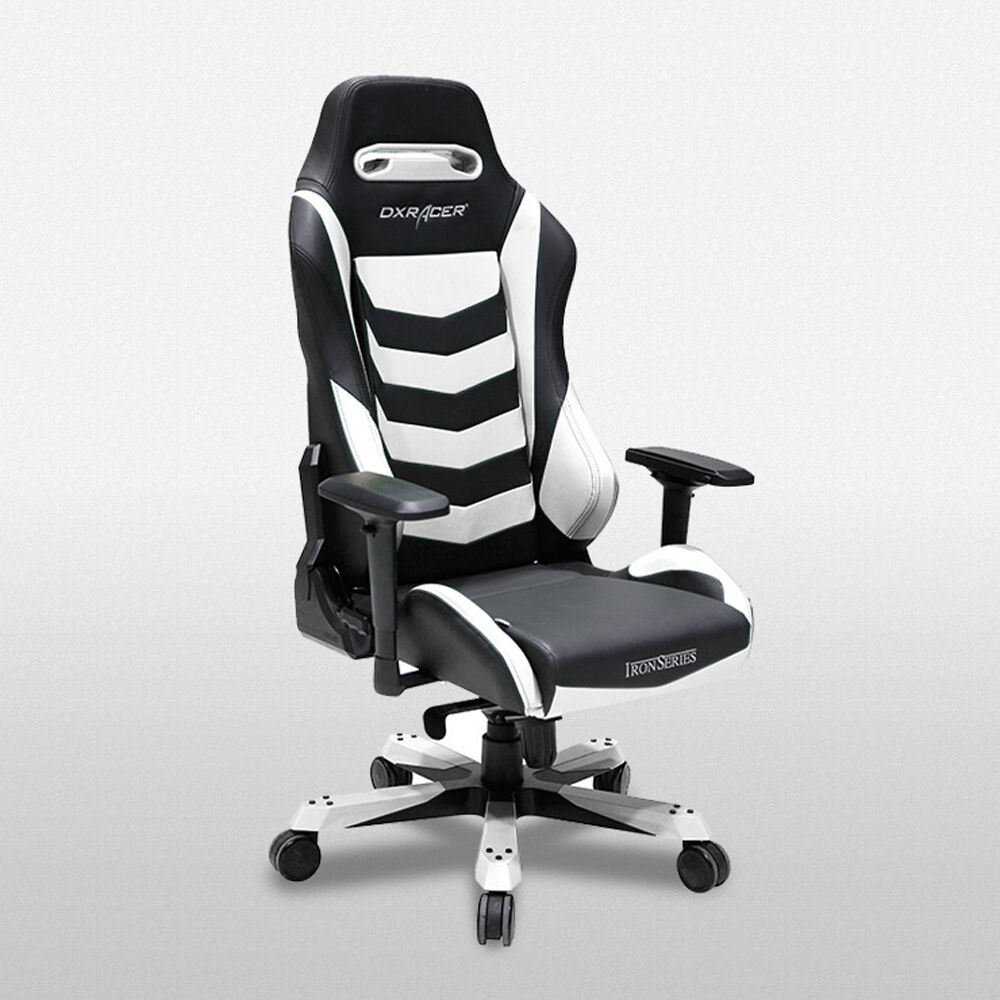 DXRACER Office Chair IS166NW Gaming Chair Ergonomic Desk