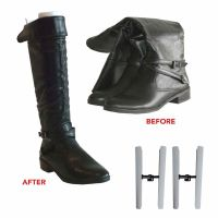 1 Pair Boot Shaper Plastic Boot Stand Tree Stretcher ...