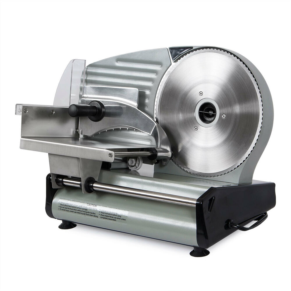 87 Blade 180W Commercial Meat Slicer Electric Deli Slice