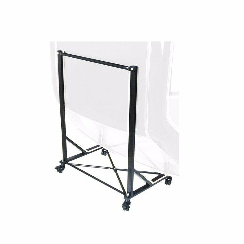 NEW Hardtop Hard Top Carrier Rack Stand +Cover Storage