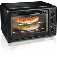 Hamilton Beach Countertop Toaster Oven with Convection ...