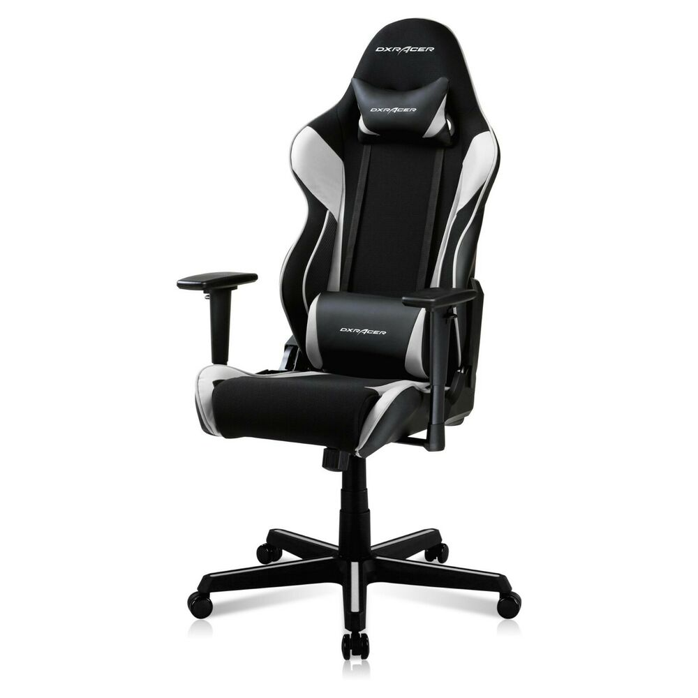 DXRacer Office Chair RW106NW Gaming Chair High Back