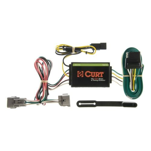 small resolution of details about trailer connector kit custom wiring harness 55260 fits 95 98 jeep grand cherokee