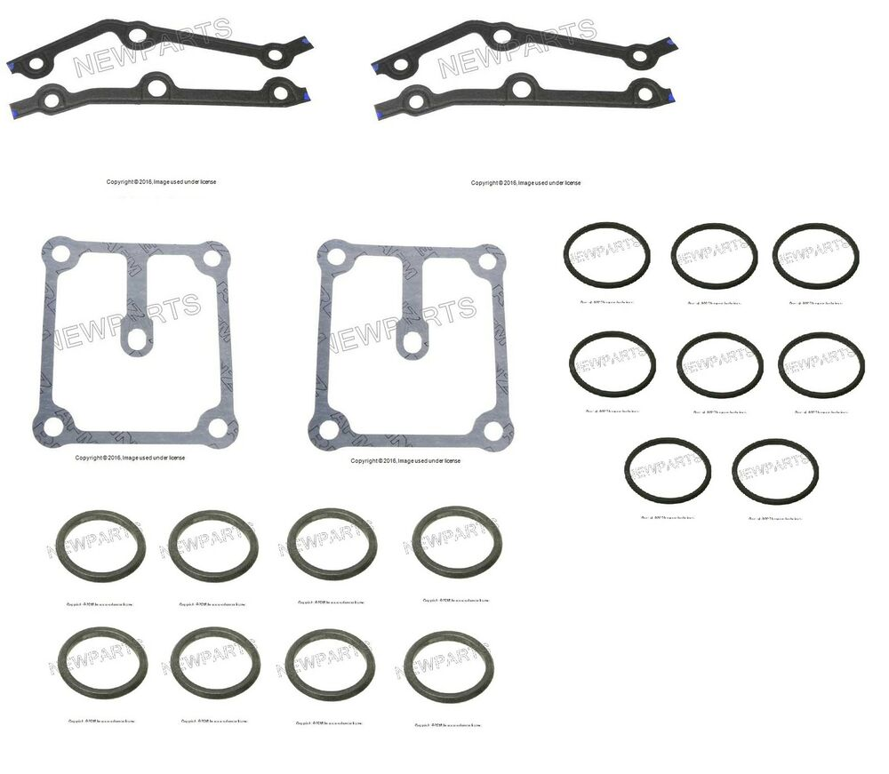 BMW E39 E52 M5 Z8 Cover Gaskets Gasket for Vanos Unit