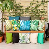 Garden Scatter Cushion for Outdoor Furniture Water ...