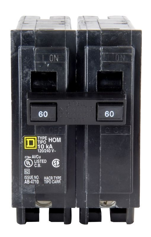 Square D 15a 1p Gfci Circuit Breaker At Searscom