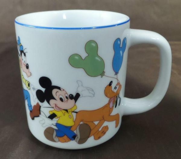 Vintage Disneyland Walt Disney World Mickey Mouse Pluto