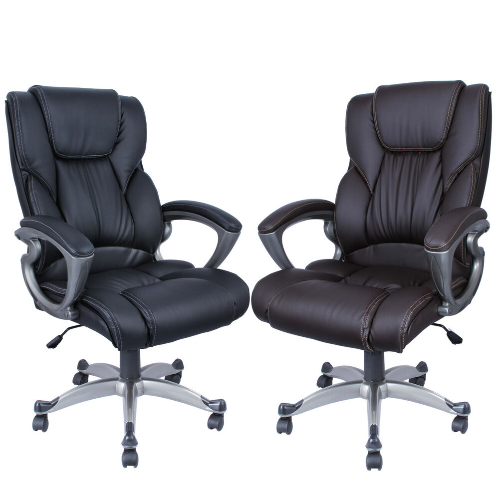 Executive Office Chair HighBack Task Ergonomic Computer