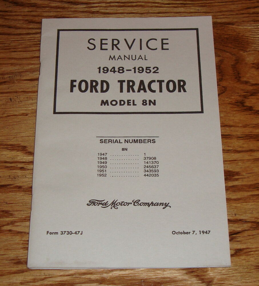 medium resolution of ford 9n 2n 8n tractor workshop service repair manual download first american made production model incorporate harry three point hitch design still most