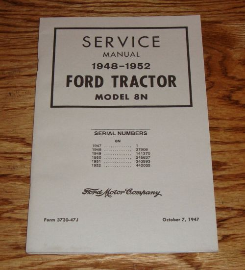 small resolution of ford 9n 2n 8n tractor workshop service repair manual download first american made production model incorporate harry three point hitch design still most