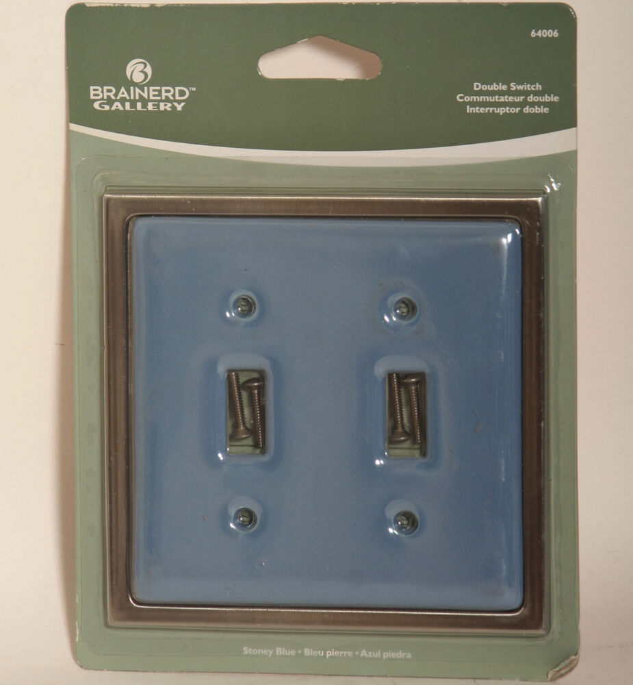 Ceramic Wall Switch Plates - Ronniebrownlifesystems